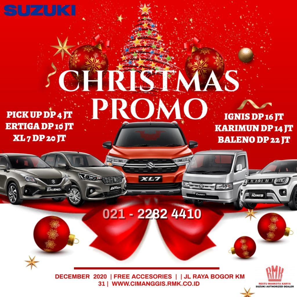 Suzuki Christmas Promo Tumbnail Google