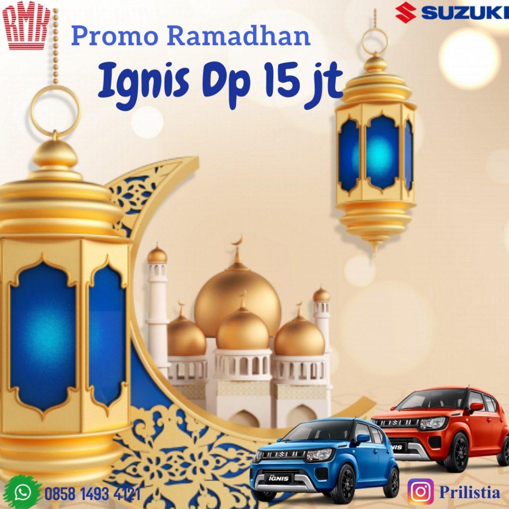 promo ramadhan suzuki ignis